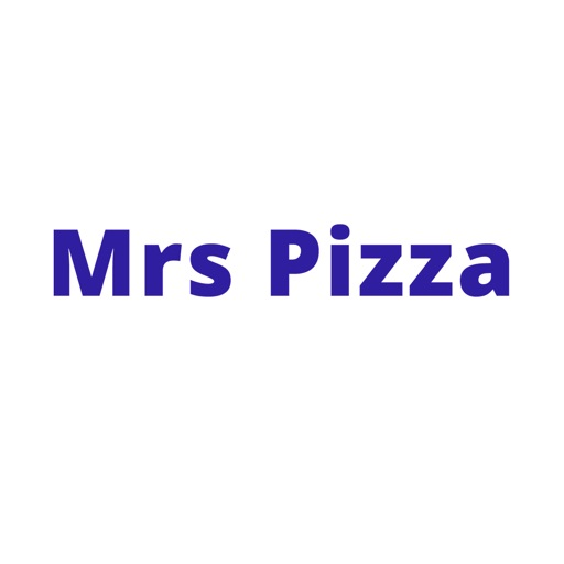 Mrs Pizza