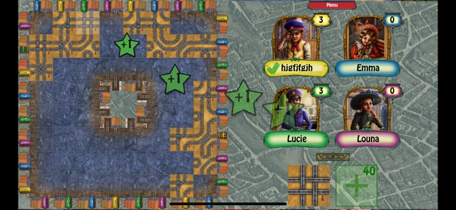 Metro - The Board Game Screenshot