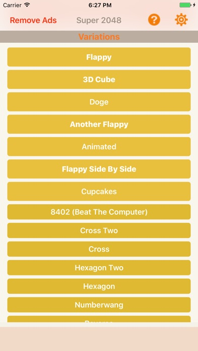 Top Five 2048 Variations Flappy - Circus