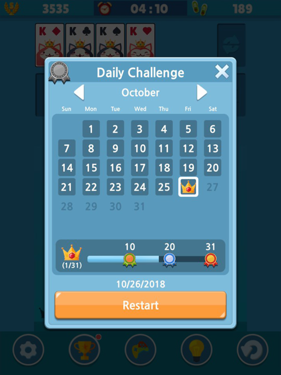 My Solitaire - Card Game screenshot 9