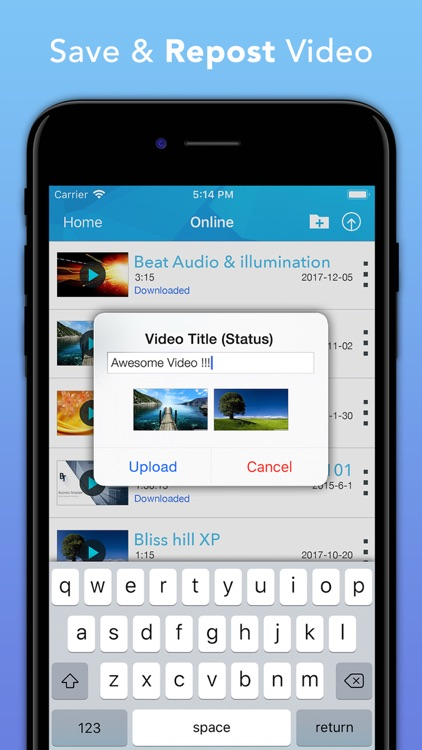 Video Saver PRO+ Cloud Drive screenshot-3