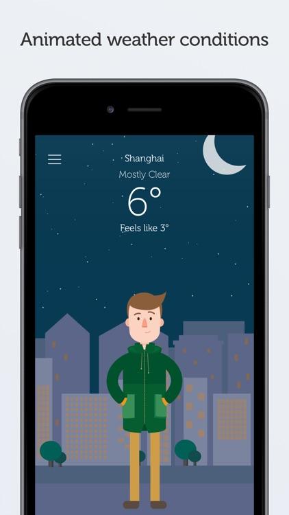 WTHRD - Weather Forecast screenshot-3