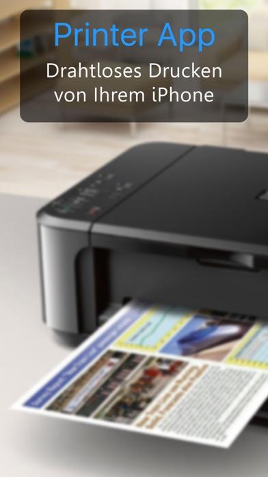 Printer App - drucke FotosScreenshot von 1