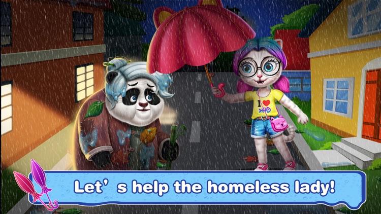 Pets High5–Super Hero Rescue screenshot-3