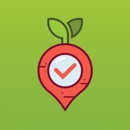 Safe & Organic Food Finder