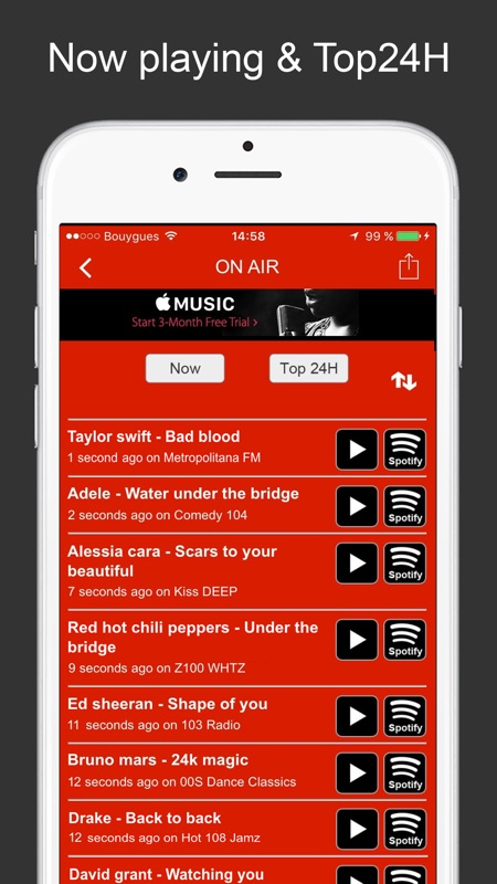 Radio AIR - Listen to music - Tips for Android & iOS Game