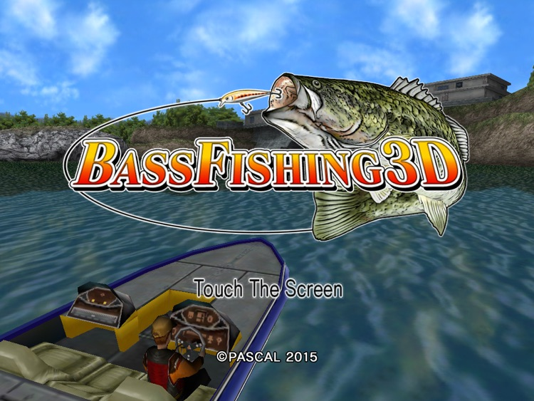 Bass Fishing 3D HD