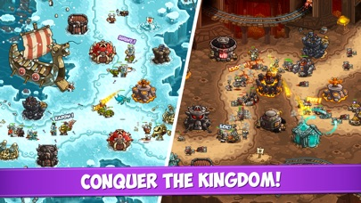 Screenshot for Kingdom Rush Vengeance in Kazakhstan App Store