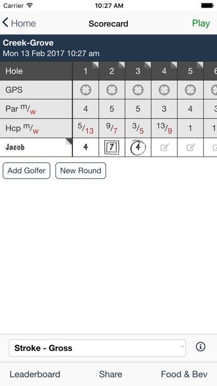HeatherGlen Golf screenshot-3