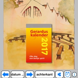 Gerarduskalender 2017