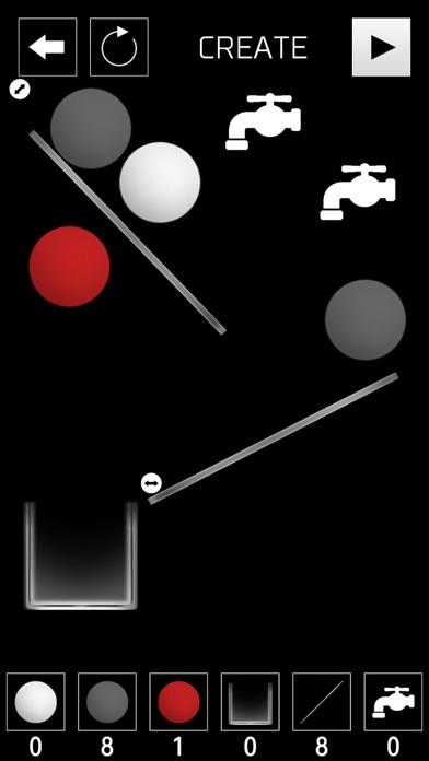 簡単脳トレ 物理パズルゲーム  LINE SHOOTER紹介画像3