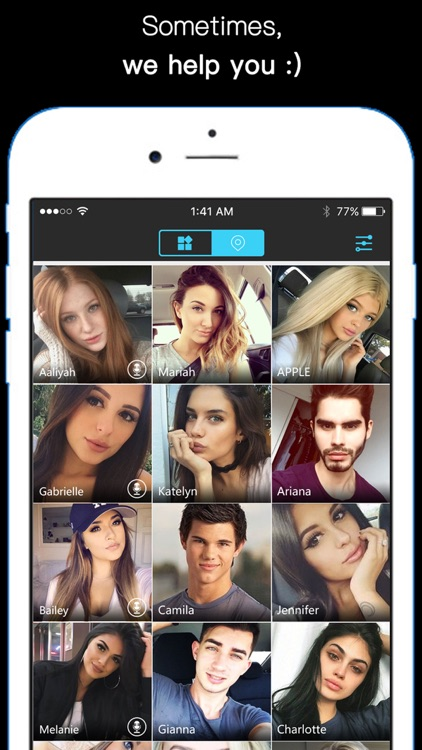 Wild Hook Up: Chat & Dating screenshot-3