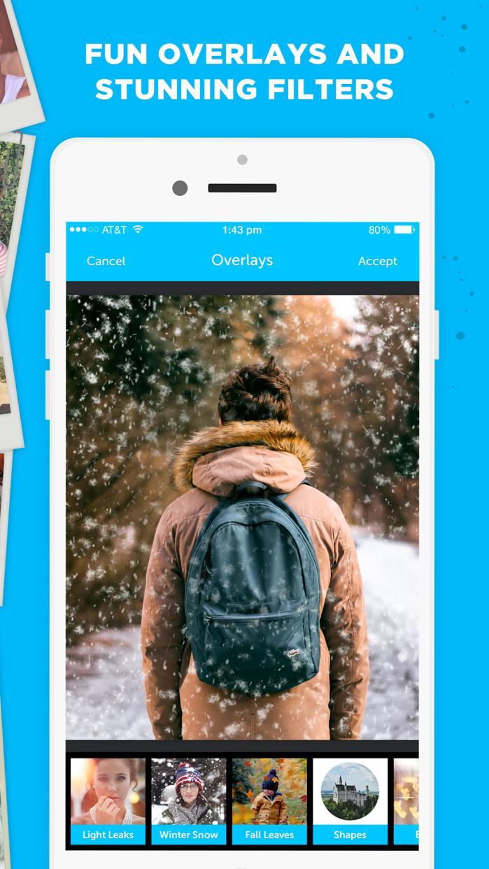 PicLab - Photo Editor Screenshot