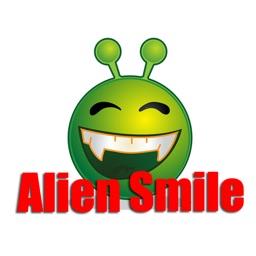 Alien Smile SMS