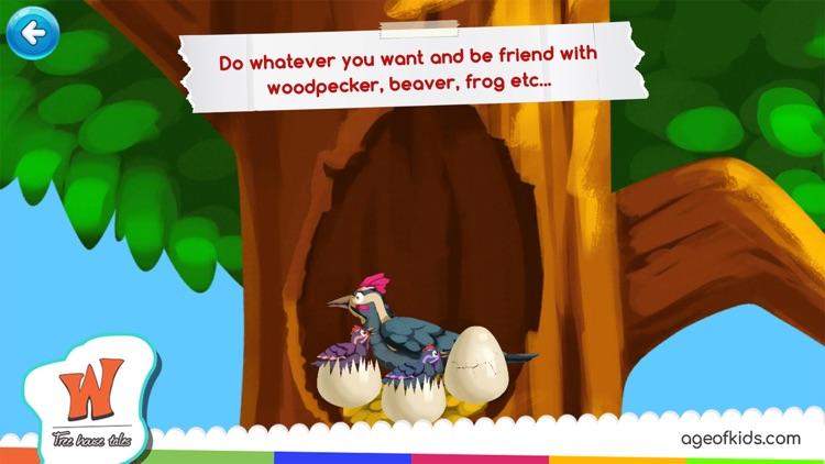 Animals Forest Wonderwood screenshot-8