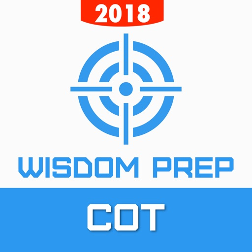 COT Test Prep 2018