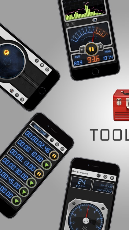 Toolbox PRO: Smart Meter Tools screenshot-1