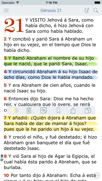Biblia Reina Valera Antigua screenshot-0