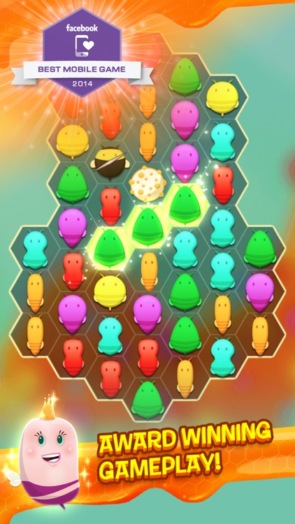 Disco Bees screenshot-0
