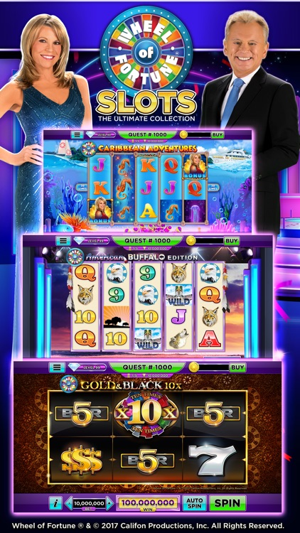 Wheel of Fortune Slots screenshot-0