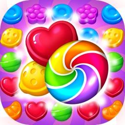 Lollipop: Sweet Taste Match3