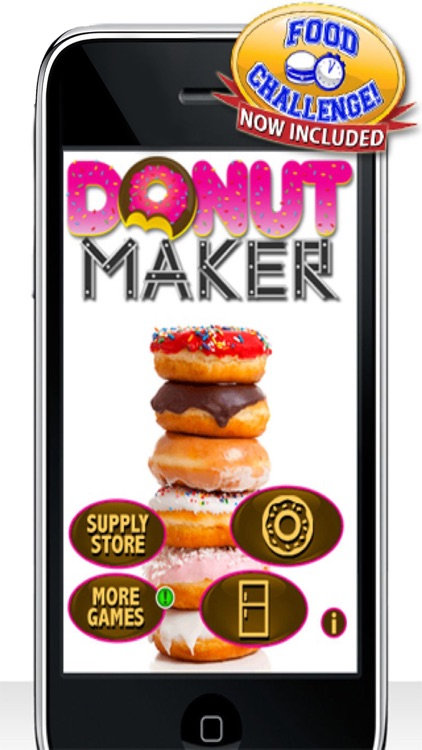 Donut Maker screenshot-0