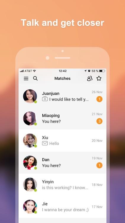 AsianDate – Casual Dating App screenshot-3