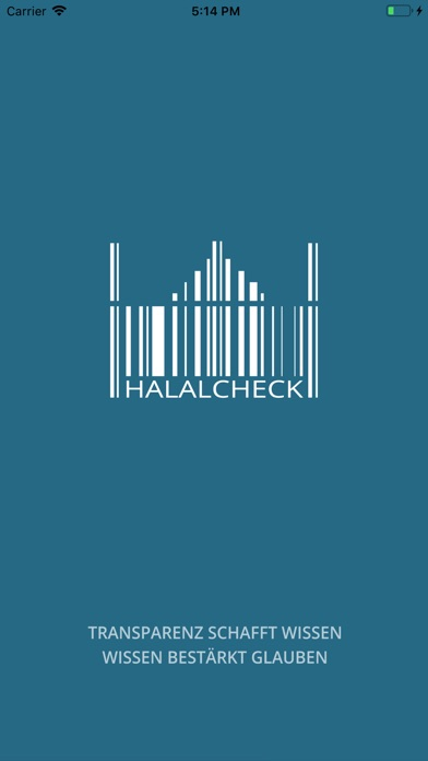 Screenshot for HalalCheck.net in Egypt App Store
