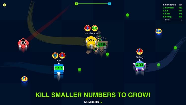 Numbers.io screenshot-0