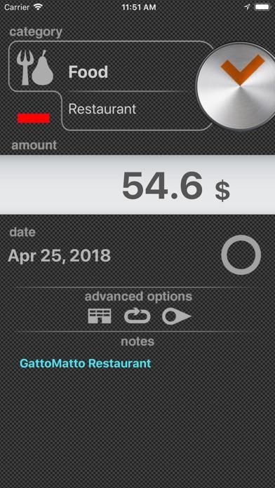 My Money - watch spending Screenshots
