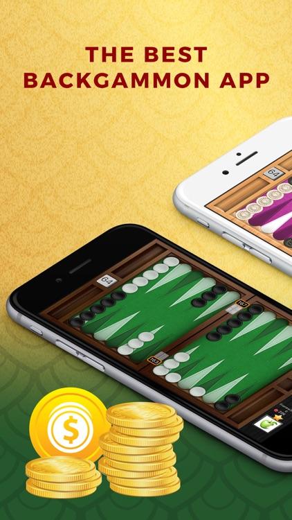 Backgammon #1 Play Live Online screenshot-0