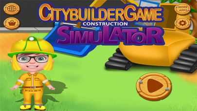 City Builder Construction Game screenshot one