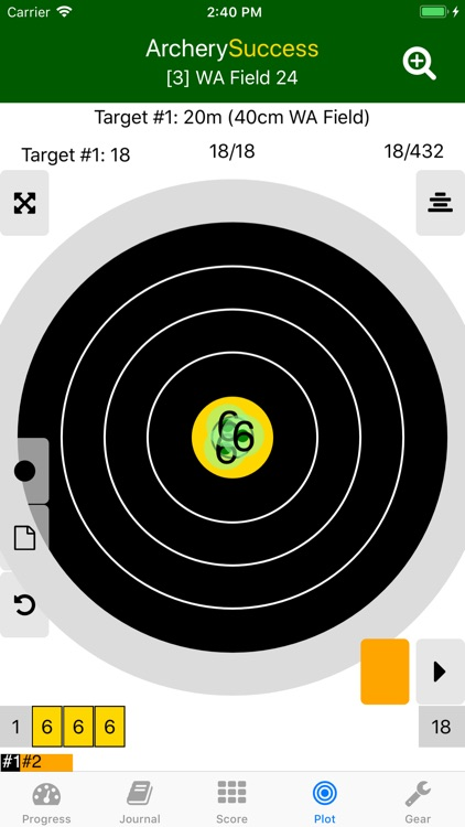 ArcherySuccess - Score & Plot screenshot-9