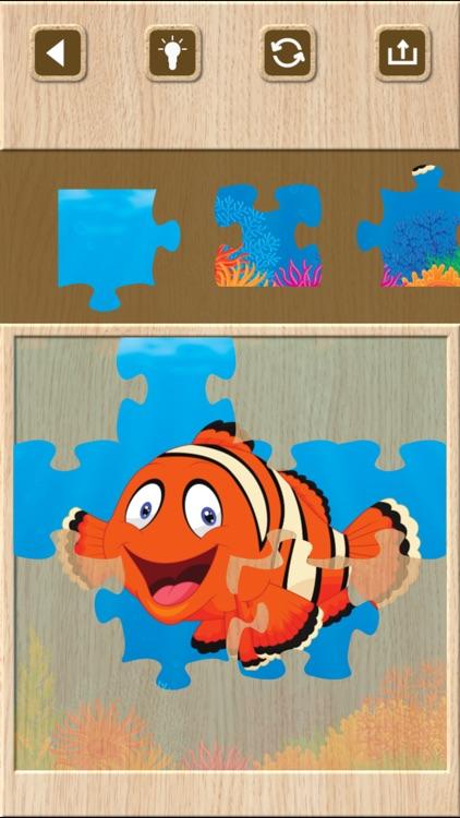 Cute Jigsaw Puzzle Games screenshot-4