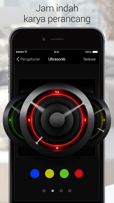 Screenshot for Jam Alarm untuk Ku in Indonesia App Store