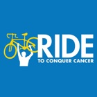 The Ride to Conquer Cancer icon
