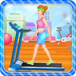 Fit Girl - Work Out & Dress Up