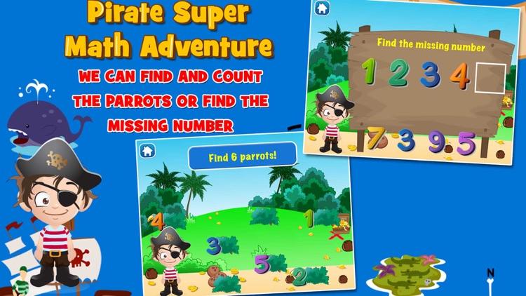 Pirate Math Adventure Island screenshot-4