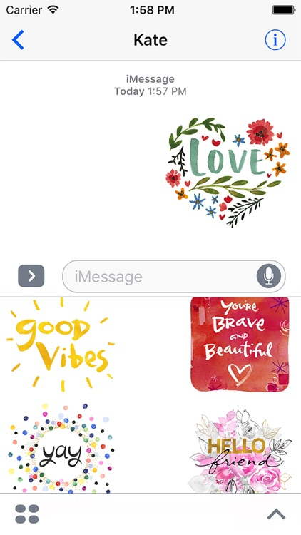 Kathy Davis Sticker Pack
