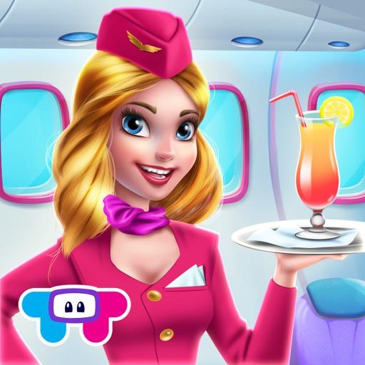 Девушка на высоте: Стюардесса