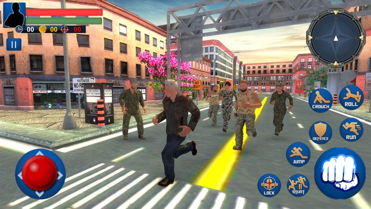 City Gangster War Mafia