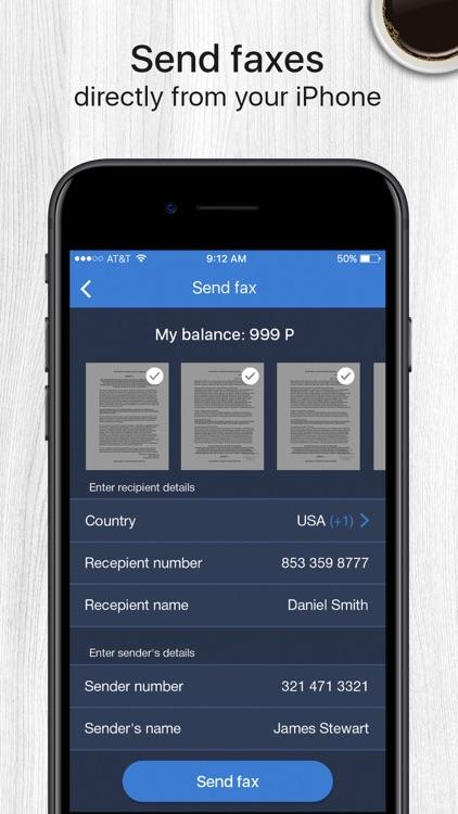 Scanner App Pro iRocks screenshot-4
