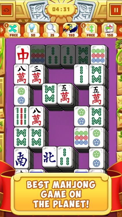 Mahjong Quest - Majong Tiles screenshot-0
