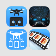 DJI Apps for VR Headsets Bundle