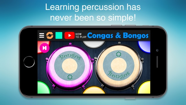 How to Play various rhythms on bongos « Percussion ...