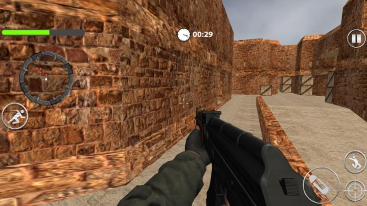 Sniper Shooting Gun 2018 screenshot-3
