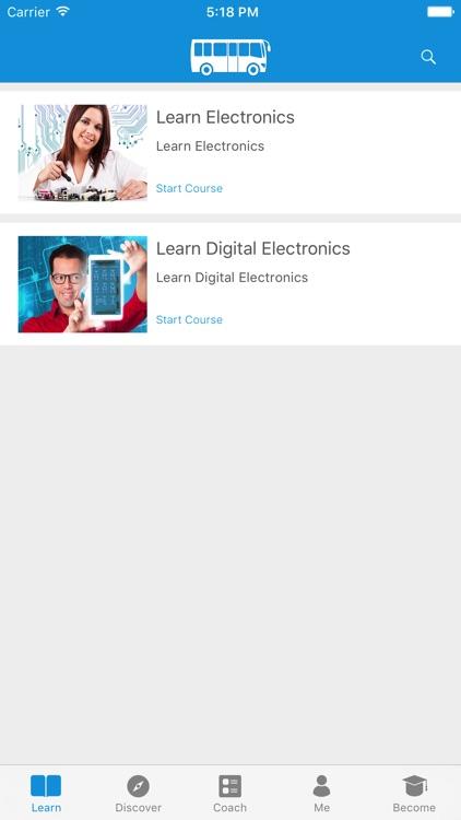 Learn Electronics by GLB