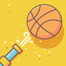 Activities of Shooting Hoops