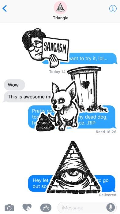 Triangle - Illuminati Inspired Awesomeness