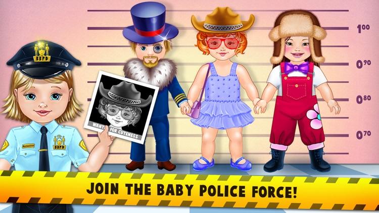 Baby Cops screenshot-0